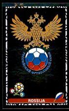 Panini Euro 2012 Event Kick Off - Badge (Russia) No. 19