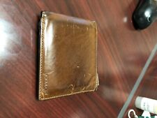 coach leather bifold wallet mens