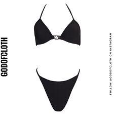 Gucci Black GG Bikini