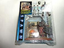 Spawn Movie The Final Battle Playset New 1997 McFarlane Toys Amricons NIB
