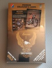 1992 Harley Davidson Collector Cards Series 1 - Sealed Box of 36 pks (360 cards)