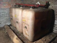 Cuve à fuel - 1 cuve de 1000 l. en Polyéthylène