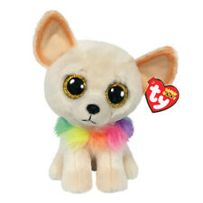 Ty Chewey The Chihuahua Dog Beanie Boo Plush Soft Toy 15cm