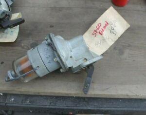 1958 1959 1960 Edsel AC Rebuilt 4424 Fuel Pump  *BR