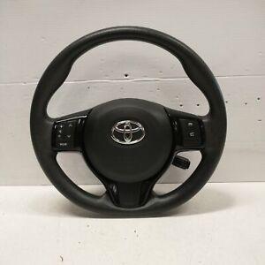 Toyota Yaris Hatchback Steering Wheel Black Type 2013 2014 2015 2016 2017 2018