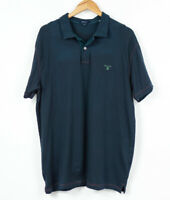 GANT Polo Shirt Bue Mens Size XXL