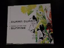 CD SINGLE - DURAN DURAN - REACH UP FOR THE SUNRISE