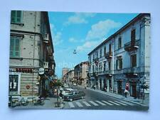 LANCIANO Chieti corso Trento Trieste automobili Dreher pubblicità