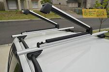 Alloy Ski Snow Board Carrier Holder Roof Rack for Subaru Forester XV 78cm