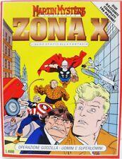 """MARTIN MYSTÈRE """"Zona x n° 2"""" settembre/dicembre 1992 buono"""