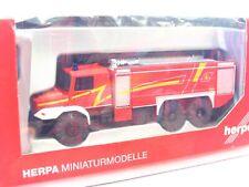 Herpa 1/87 049986 MB Zetros Ziegler Feuerwehr OVP (RB9503)