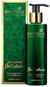 Biotique Bxl Cellular Morning Nector Hydrating Lotion For Skin Care 200ml