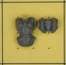 Warhammer 40K Eldar Oscuro devastadores Biker torso partes (B)
