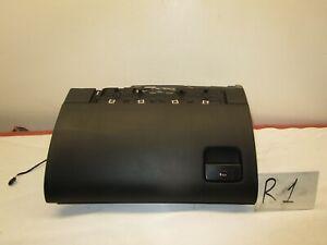 04-10 AUDI A8 QUATTRO GLOVE BOX GLOVEBOX BLACK OEM