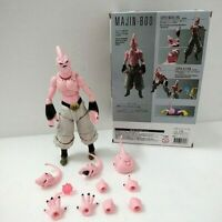 S.H. Figuarts Buu Super Saiyan Dragon Ball Z PVC Action Figure New