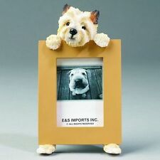 cairn terrier picture frame 15-9