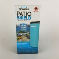 Thermacell Patio Shield Mosquito Repeller - Blue MR-PSB