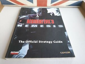 RESIDENT EVIL 3 NEMESIS. THE OFFICIAL STRATEGY GUIDE. Future Press