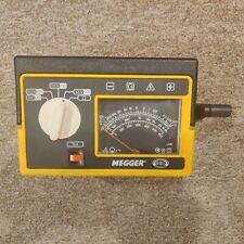 Biddle Megger Model 212359 Insulation Tester