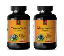 vision 20 eye supplement - MAX EYE VISION SUPPORT - lutein with bilberry 2B