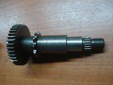 garelli Supersport vip XL Eureka Flex moped secondary main engine shaft