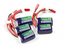 Turnigy Nano-Tech 180mAh 3S 11.1V 25C 50C LiPo Battery JST Plug FPV Multi 5pcs