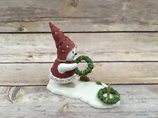 Sgnomes Seasons Of Cannon Falls James Connors 2004 Midwest Wreath Ring Toss Game