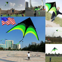160cm Huge Kite Tube Tail 3D Tail For Delta Stunt Software Kite Kids Outdoor Toy