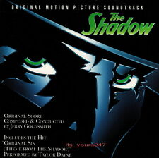 The Shadow - Original Soundtrack [1994] | Jerry Goldsmith | CD