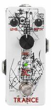 Pédales d'effets écho et réverbération guitare électro-acoustique