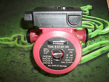 CENTRAL HEATING PUMP 15 60 130 - REPLACES  GRUNDFOS // WILO