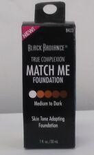 BLACK RADIANCE - True Complexion Match Me Foundation - Medium to Dark 1 fl oz