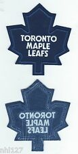 TORONTO MAPLE LEAFS Team Logo Licensed Sew On Jersey Patch NHL All Star Game