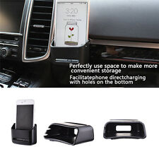 Auto Car Mobile Phone Holder Pocket Storage Pouch Bag Organizer Box For iPhone