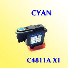 1x for HP11 C4811A CYAN printhead 11 hp500 800 1000 1100 printer head