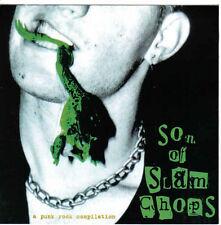 SON OF SLAM CHOPS A Punk Rock Compilation CD (1997 Triple X) Neu!
