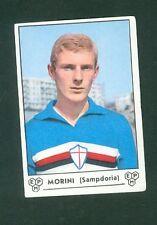 Figurina Calciatori Panini 1964-65! Morini! Sampdoria! Nuova!!