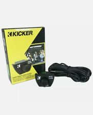 Kicker 43Cxarc Dash Mount Wired Bass Remote Controller Knob for Cx Px Amplifiers