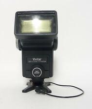 Vivitar 285HV Flash with BD-3 Bounce Reflector