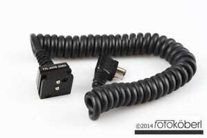 OLYMPUS TTL Auto Cord Blitzkabel für Shoe 2 only