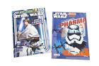 Star Wars Kids Coloring Book Luke Skywalker Darth Vader Activity Books Set of 2