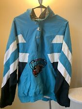 E5553 VTG 90s STARTER Vancouver Grizzlies NBA Basketball Jacket Size XL