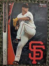 Fathead Tradeables Matt Cain #64 - Giants