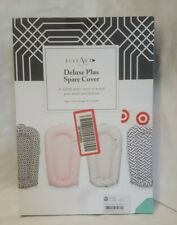 New In Box Dock A Tot Deluxe Plus Spare Cover Strawberry Cream 0-8 Months