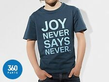 NEW GENUINE BMW JUNIOR KIDS BOYS T-SHIRT JOY 80142166844 128