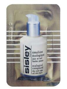 Sisley Paris Ecological Compound Emulsion Day and Night One Use Samples 1.5ml