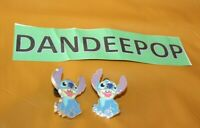 2 Walt Disney Pin Trading Stitch Character 2008 Collectibles