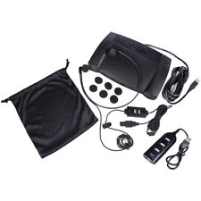 Infinity IN-USB-2 USB Foot Pedal with WHUCUSB-A Antimicrobial USB Headset & USB