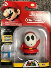 World of Nintendo Shy Guy with Propeller Action Figure