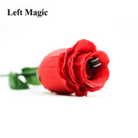 The Fire Rose 2.0 Magic Tricks Fire Magic Props Illusions Stage Magic Close Up